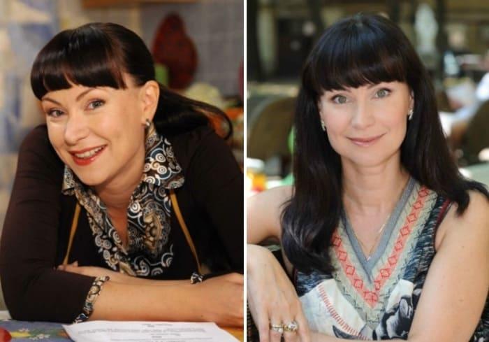 А вот над кем годы не властны – так это над актрисой Нонной Гришаевой