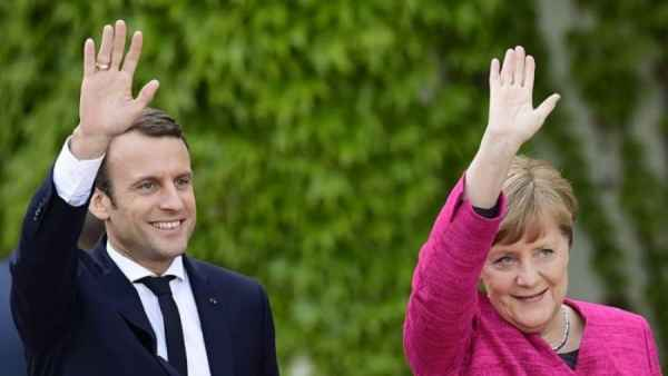 Париж с Берлином возрождают …