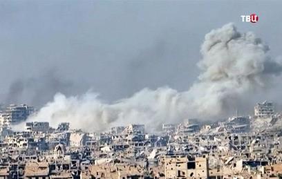 В результате теракта в пригороде Дейр-эз-Зора погибли более 100 человек