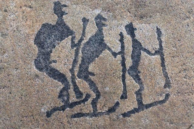Тайна петроглифов Залавруги