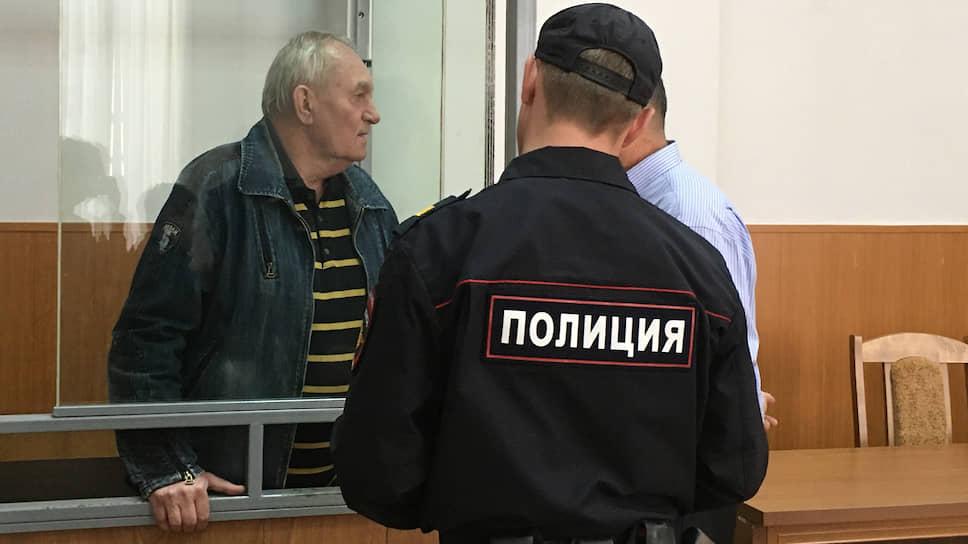 Пенсионер изменил России с Украиной