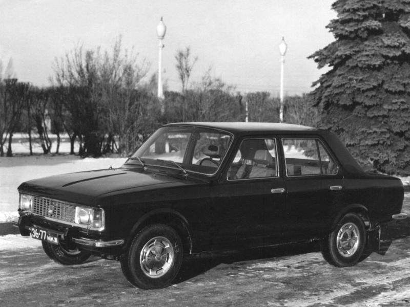 10. На смену 412 должна была прийти новая модель Москвич 3-5-5 авто, история, ссср