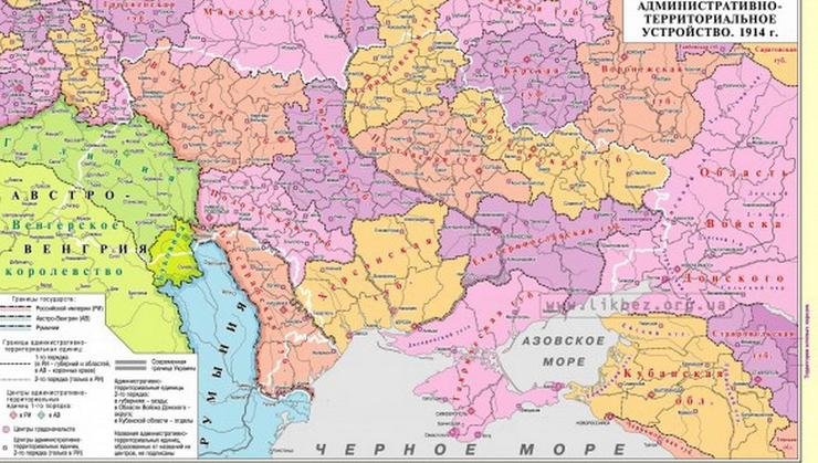 Как Сталин Малороссию украинизировал