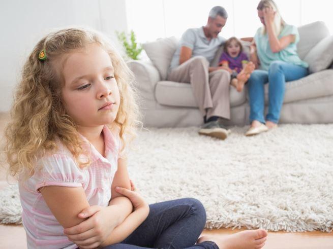 Сердцу не прикажешь: когда одного ребенка любишь сильнее