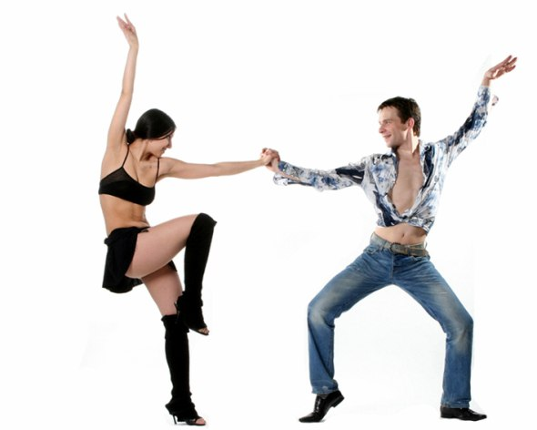 Основные виды современных танцев. Танец Джайв