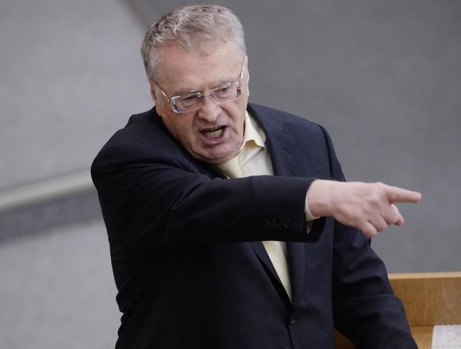 Жириновский призвал запретит…
