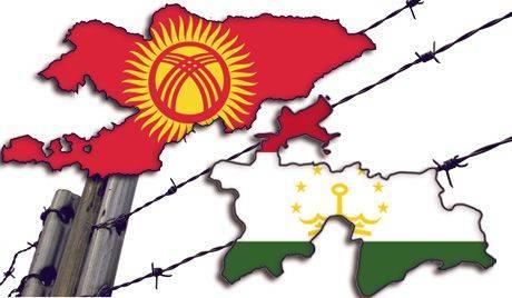 Конфликт на киргизско-таджик…