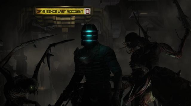 В Origin началась раздача Dead Space