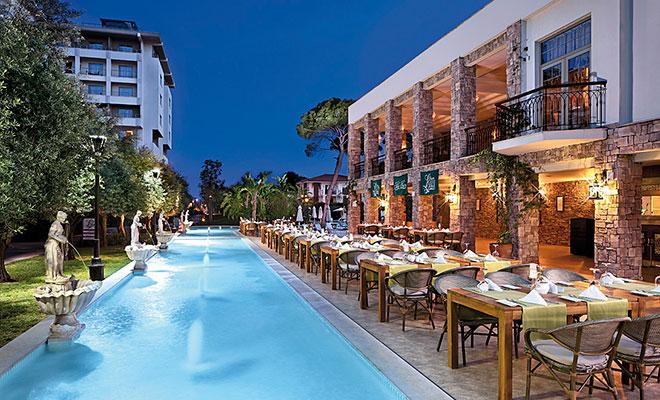 Ela Quality Resort Belek: Турция мечты