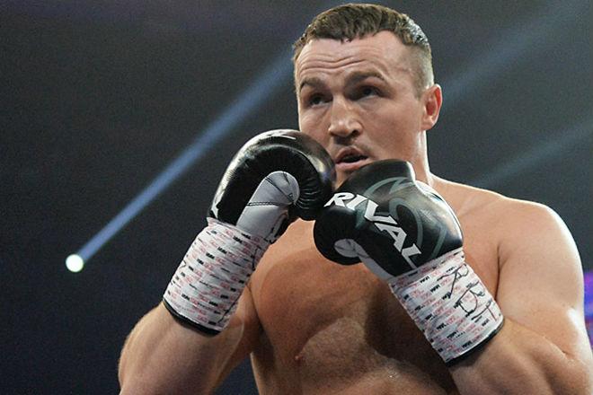 Американский боксер не знавший поражений получил урок от русского бойца