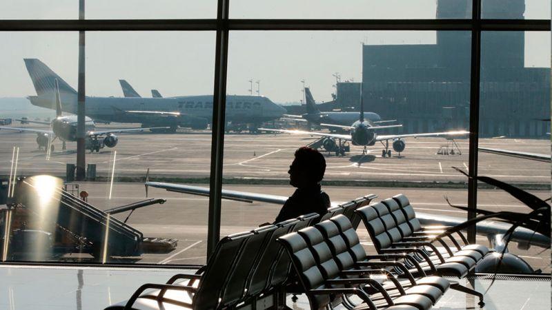 Подробно про время вылета самолета