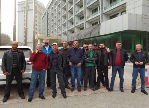 ВТаджикистане авторитеты ГБАО невернулись домой после встречи сРахмоном
