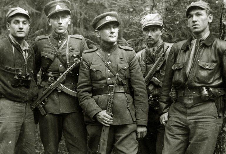 «Лесные братья»: что творили прибалтийские повстанцы