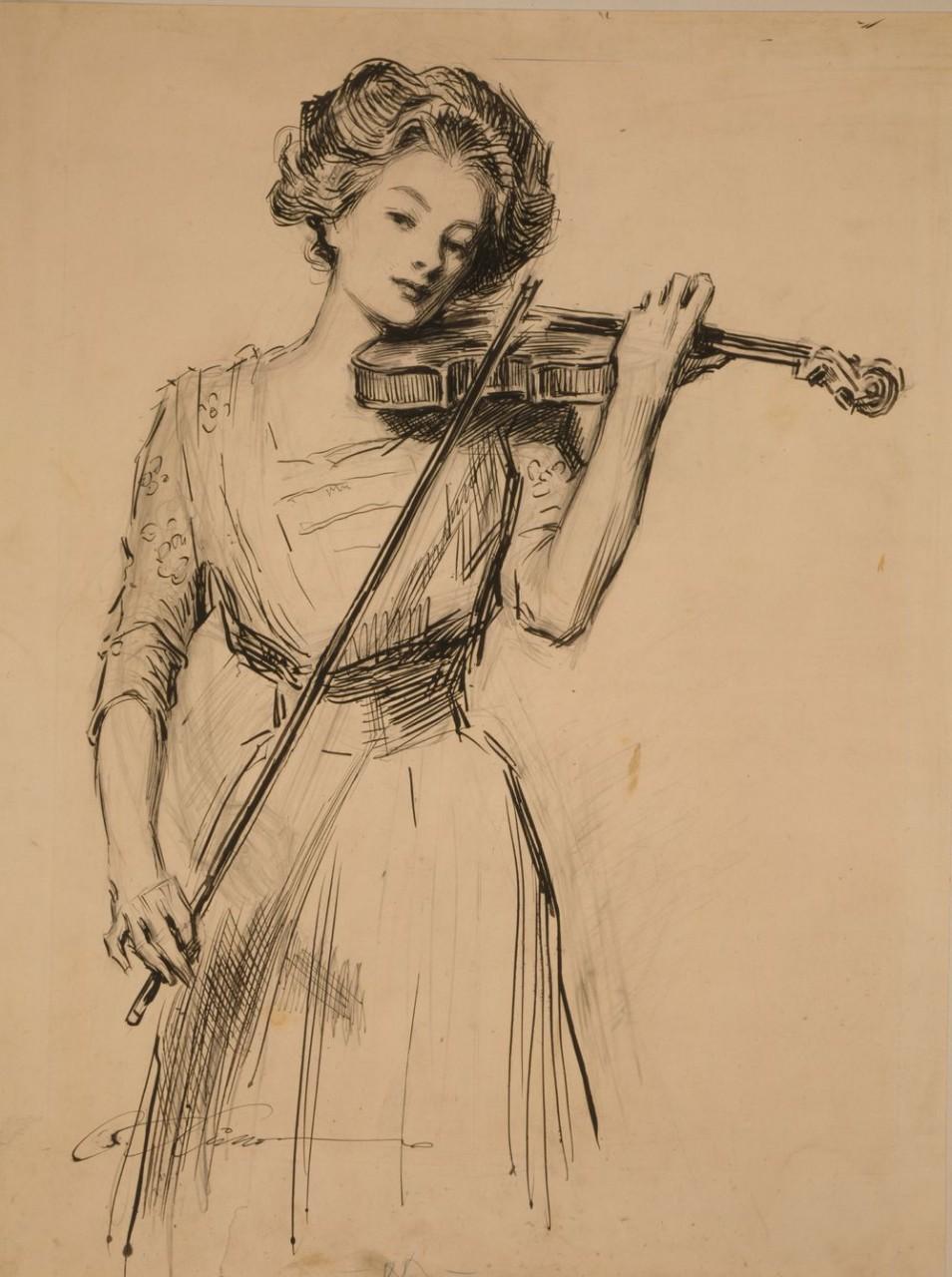 Чарльз Дана Гибсон (1867 — 1944). США