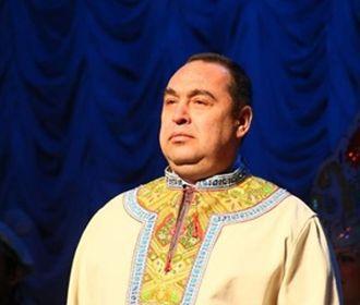"""""""Поганенькие и дурно пахнущие новости идут из Луганска..."""" - В. Скачко"""