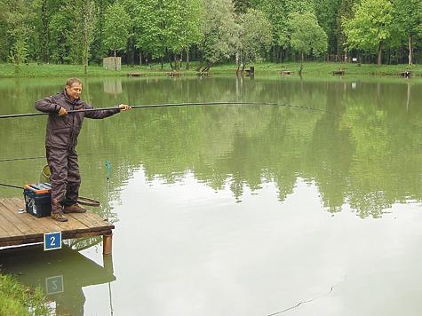 последние новости о рыбалке в новосибирске