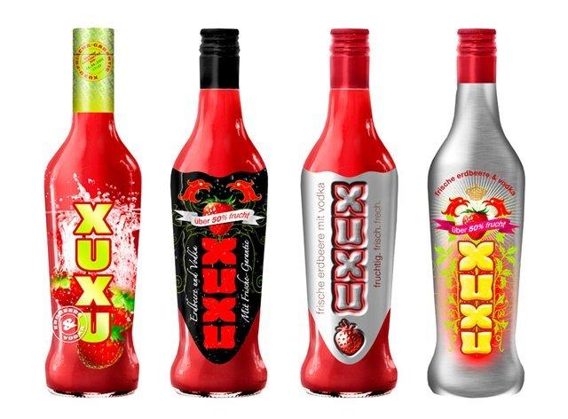 Спиртные напитки. Ксу Ксу (XuXu)