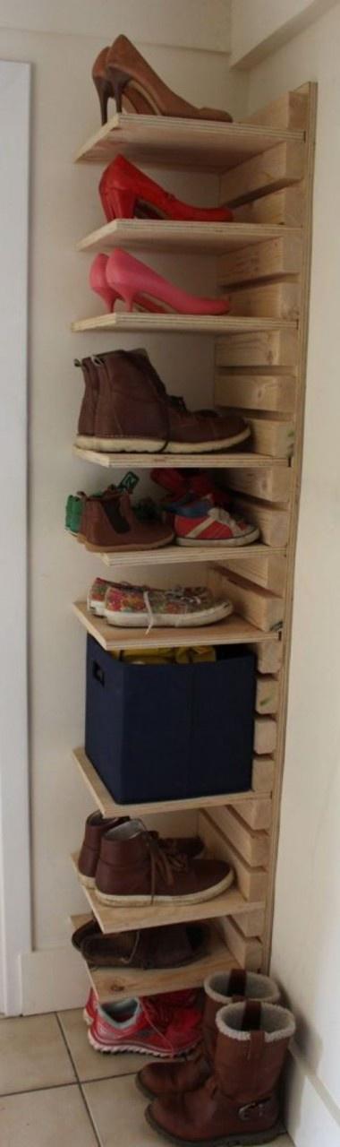 Две идеи для гардеробных