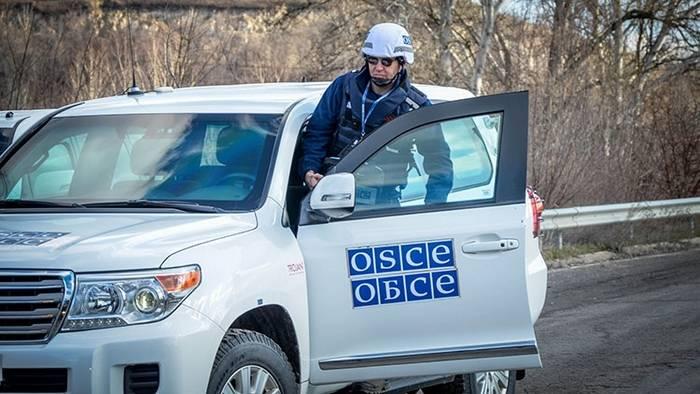 В ОБСЕ зафиксировали рост числа нарушений перемирия в Донбассе за неделю