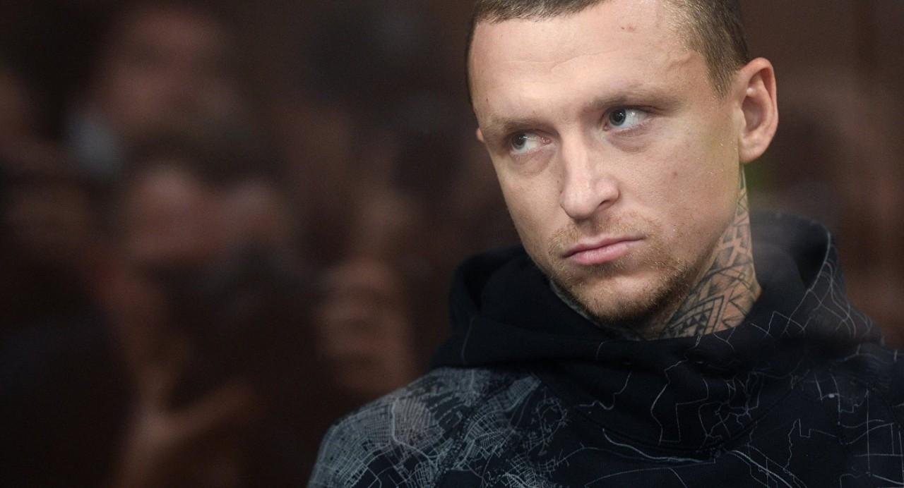 Павел Мамаев опозорился на заседании суда