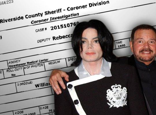 Биологический отец детей Майкла Джексона умер мучительной смертью