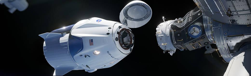 NASA, SpaceX готовятся к запуску кораблей с экипажем