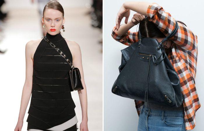 Как модно носить сумку этим летом