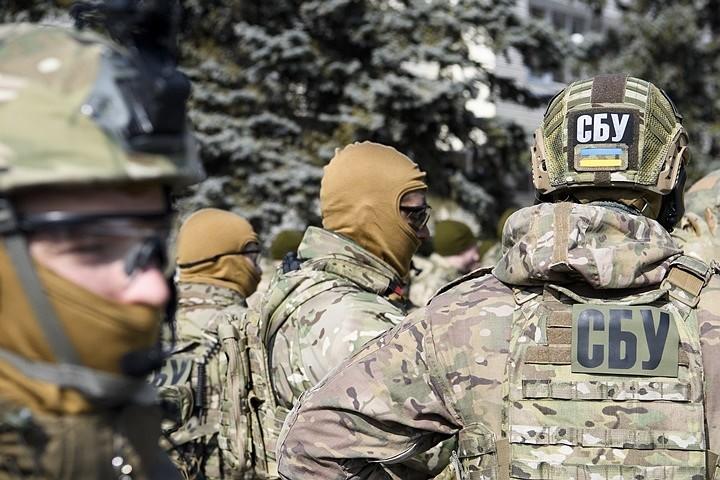 СБУ считает «фейком» информацию ФСБ о сотрудничестве Киева с ИГ*