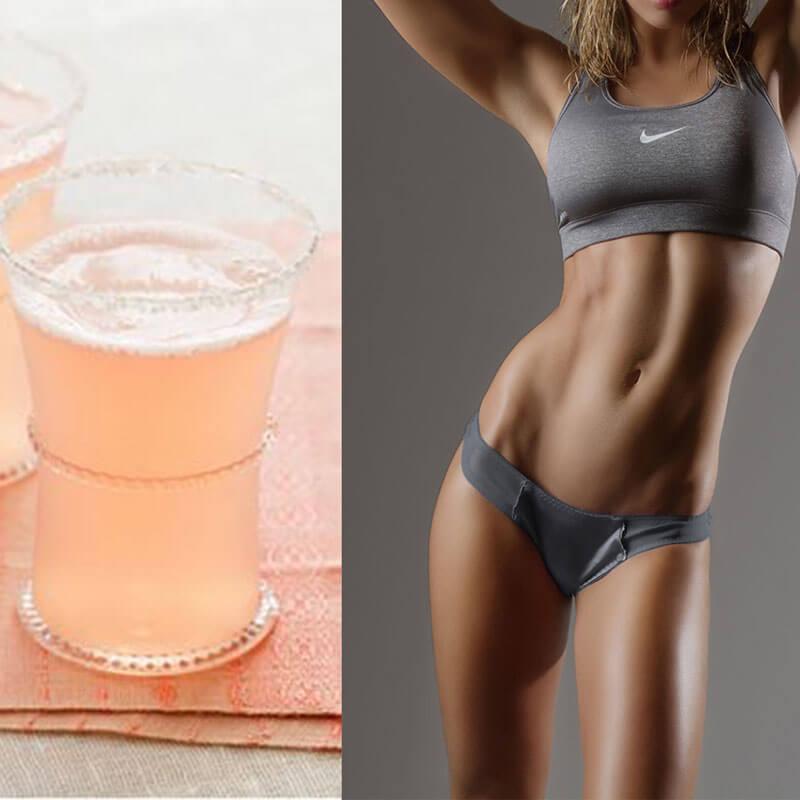 Супер эффективный жиросжигающий домашний напиток