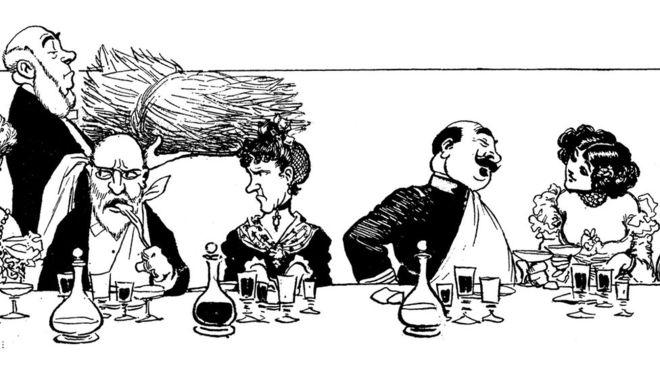 Старинная иллюстрация