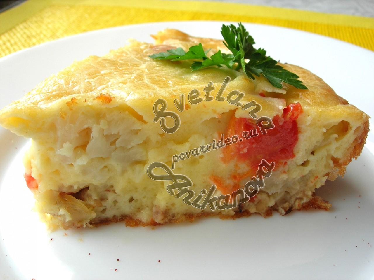 Вкуснейший Наливной Пирог для Всей семьи «ПРОШУ К СТОЛУ»
