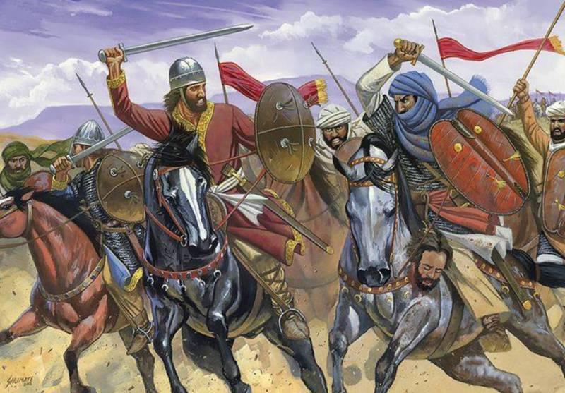 Битва, открывшая исламистам …