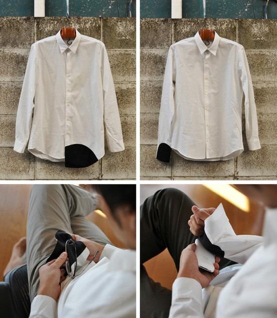 45 неожиданных идей для твоей рубашки. Изображение № 36.