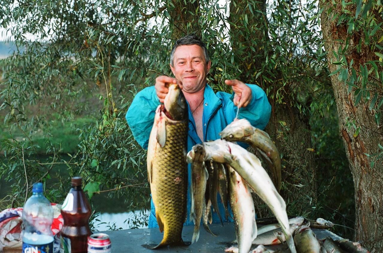 отчеты о рыбалке на протве