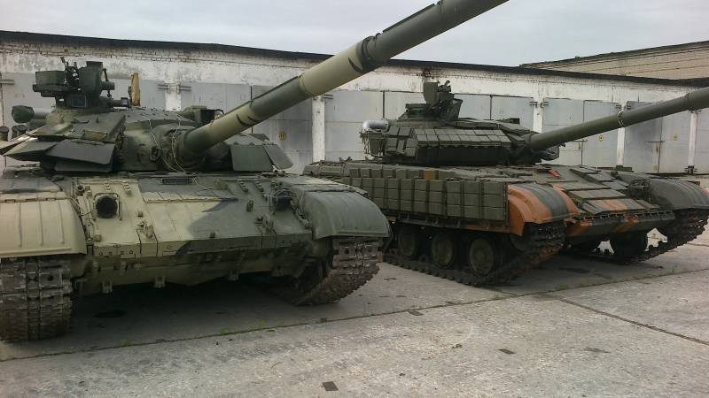 Танки Украины и украинская танковая промышленность