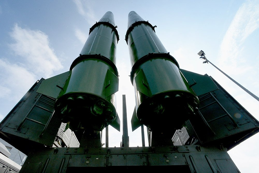 Россия направила «Искандеры»…