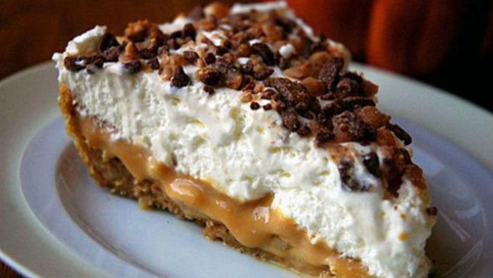 Банановый торт «Баноффи» без выпечки — простой рецепт и волшебный вкус!