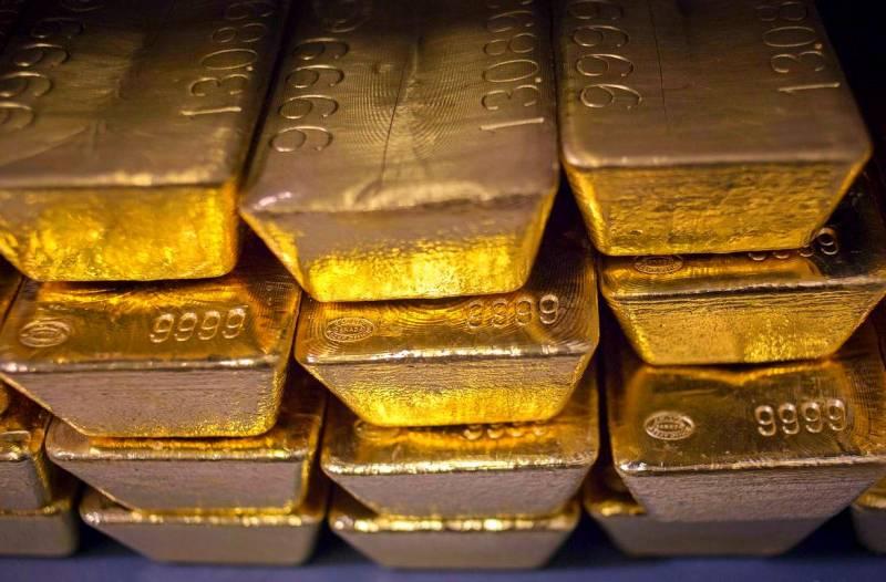 Как русское золото попало в «лапы» японских банков