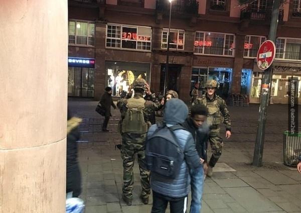 Брат подозреваемого встрельбе вСтрасбурге сам пришел вполицию: СМИ