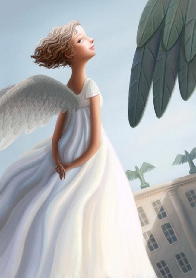 Ангелы в Санкт-Петербурге