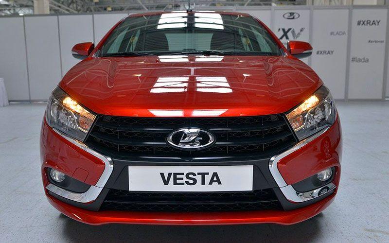 Lada Vesta получит турбомотор Renault