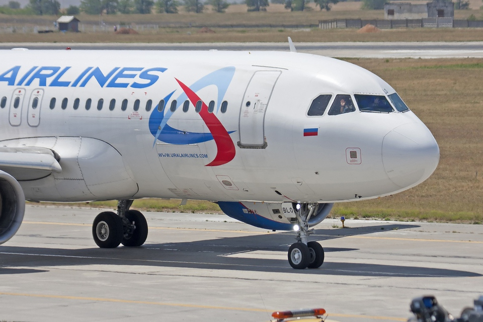 Самолет рейса Москва-Душанбе…