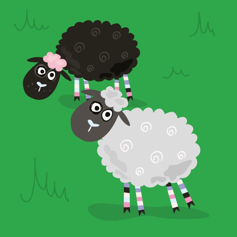 Анекдот о разговоре геолога с пастухом, который пас овец