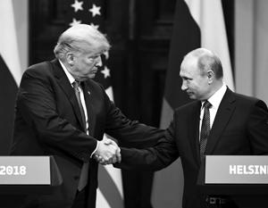 Стало известно о предложении Путина Трампу по Донбассу