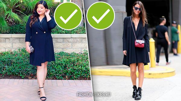 7 черных платьев, которые стоит надеть хотя бы раз в этому году (они в тренде!)