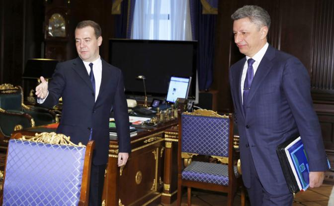 Пять вариантов Кремля: Кого …