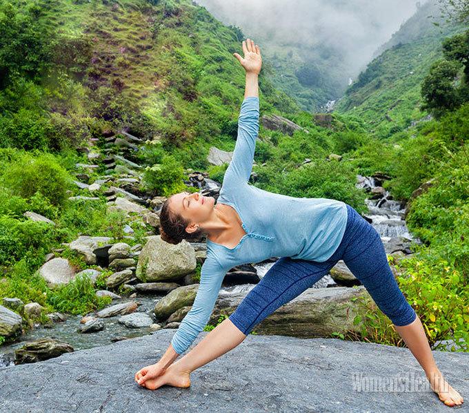 7 поз йоги, которые помогут избавиться от запора