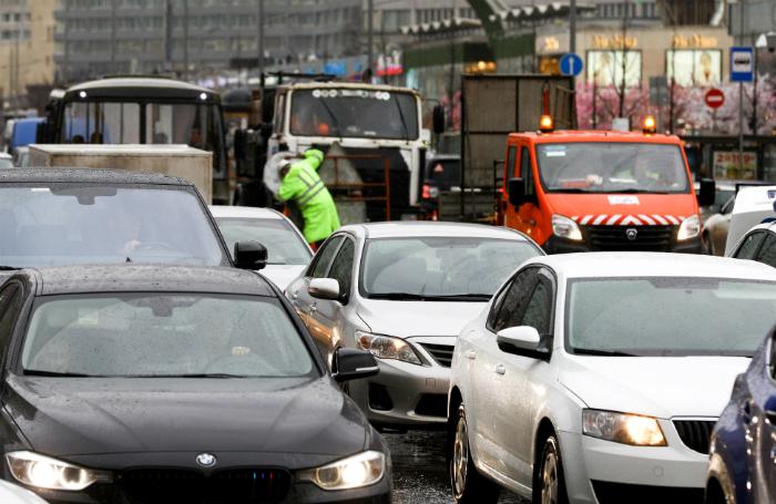 В Москве прогнозируют «день жестянщика»