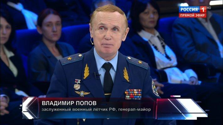 """""""Мы не атакуем, а вытесняем, чтобы у них сдали нервы"""": Генерал авиации РФ объяснил действия Су-35С против F-22 в Сирии"""