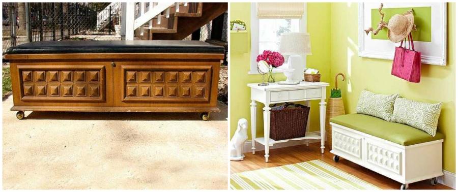 Реставрация мебели идеи